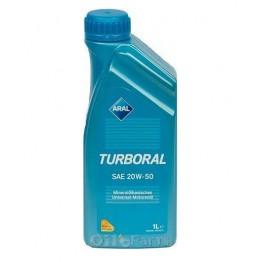 ARAL TURBORAL 20W-50 1L / 5L
