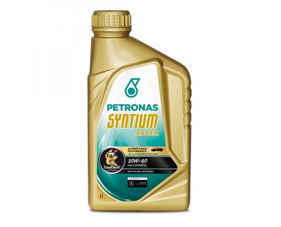 PETRONAS SYNTIUM RACER 10W60 1L , 4 L